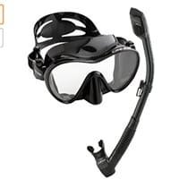 Cressi Scuba Diving Mask Set