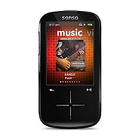 SanDisk Sansa Fuze+ 8 GB MP3 Player