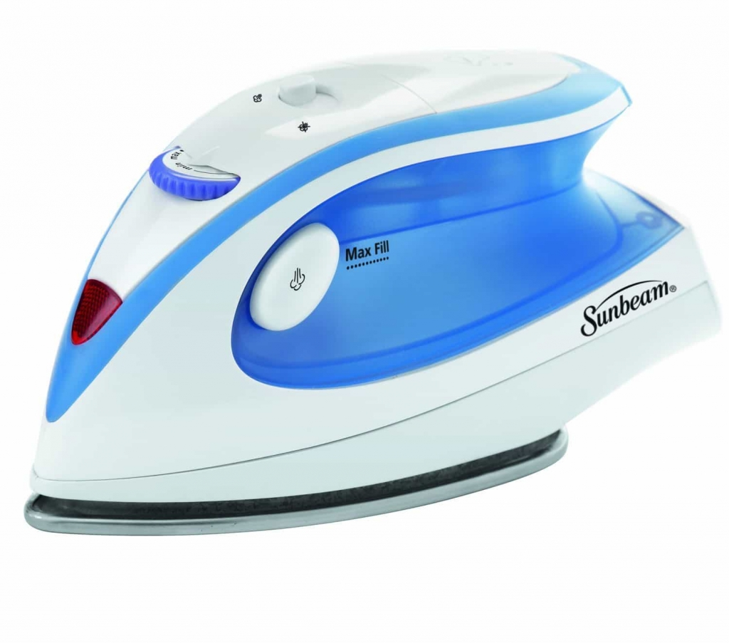 Sunbeam GCSBTR-100 Travel Iron