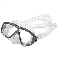 TUSA Platina Two Window Low Profile Scuba Mask