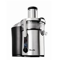 Breville BJE510XL Juice Fountain Multi-Speed 900-Watt