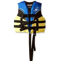 O'Neill Wetsuits Child Superlite USCG Life Vest