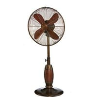 Standing Pedestal Fan by DecoBREEZE