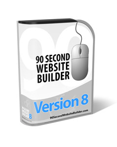 90 Second Website Builder