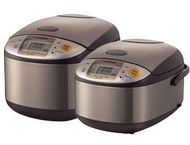 Zojirushi NS-TSC10 Micon Rice Cooker & Warmer