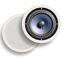 Polk Audio RC80i 2-Way In-Ceiling In-Wall Speakers
