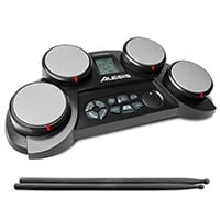 Alesis-CompactKit-4-Portable-Tabletop-Electronic-Drum-Kit