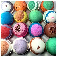 Bath-Bombs-with-Moisture-Resistant-Bag-Wrapped