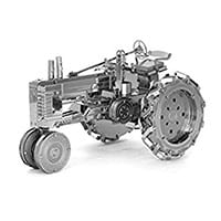 Fascinations-Metal-Earth-Farm-Tractor-3D-Metal-Model-Kit