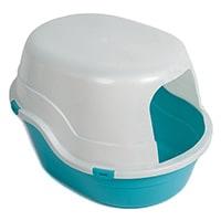 Favorite Jumbo Covered Enclosed Cat Litter Box