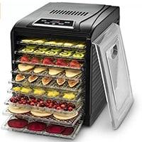 Gourmia GFD1950 Digital Food Dehydrator