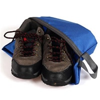 HiDay-4pcs-Portable-Waterproof-Travel-Shoe-Bags