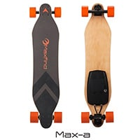 Maxfind New Design Dual Motor Electric Skateboard