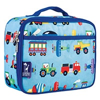 Olive Kids Trains - Planes & Trucks Lunch Box