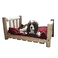 Wooden-Pet-Bed-by-Lakeland-Mills