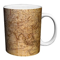 World-Map-Vintage-Coffee-Cup