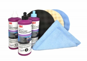 3M Perfect it BUFFING & POLISHING KIT