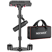 Neewer Adjustable Carbon Fiber Alloy Handheld Stabilizer