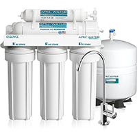 APEC Essence Ultra Safe Reverse Osmosis Drinking Water Filter System