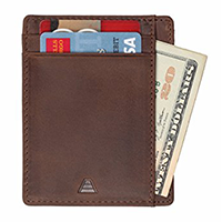Andar Leather Slim Wallet