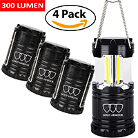Brightest Camping Lantern - LED Lantern by Gold Armour