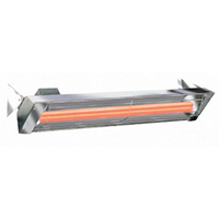 Infratech WD6024SS Dual Element Electric Patio Heater