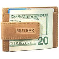 Mutbak Money Clip Wallet Slim RFID NFC Blocking