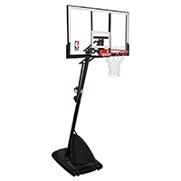 Spalding 66291 Pro Slam with 54 Inch Acrylic Backboard