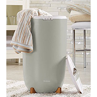 Towel Warmer by Brookstone