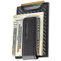 Urban Tribe Secure Slim Carbon Fiber Wallet