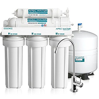 APEC Top Tier 5-Stage Ultra Safe Water Filter System