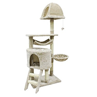 CUPETS Cat Climber Play House