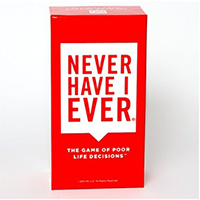 Never Have I Ever - The Adult Party Card Game of Poor Life Decisions