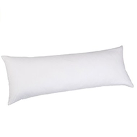 Pinzon Hypoallergenic Down Alternative Body Pillow