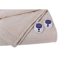 Soft Heat Ultra Micro-Plush Low-Voltage Electric Blanket