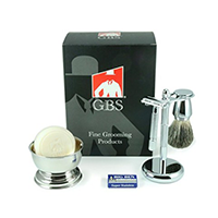 5 Piece Men's Shaving by GBS