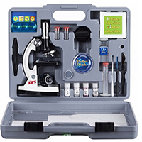 AMSCOPE-KIDS M30-ABS-KT2-W Microscope Kit