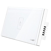 AUKEY Wall Light Touch Screen Switch