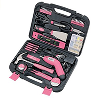 Apollo Precision Tools DT0773N1 Household Tool Kit