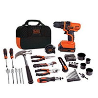 BLACK+DECKER LDX120PK Project Kit