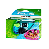 Fujifilm Quick Snap Waterproof Disposable Camera