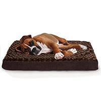 Furhaven Deluxe Orthopedic Mattress Pet Bed