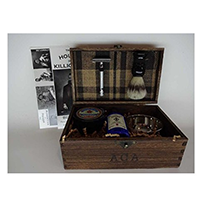 Gentlemen's Shaving Kit by Cardinham Killigrew