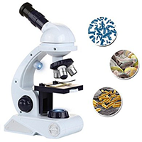 Microscope for Kids by Biology Science Kits