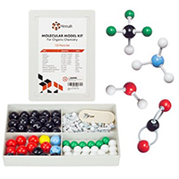 Molecular Model Kit - Students Modeling Set for Organic Chemistry by Hensah