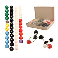 Molecular Model Kit for Organic _ Inorganic Chemistry by University Chemistry Co