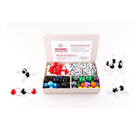 Organic Chemistry Model Kit with Instructional Guide