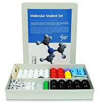 Organic Chemistry Molecular Model Student Set by Duluth Labs