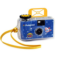 Polaroid Waterproof Single Use Disposable Camera