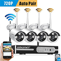 Smonet Wireless Security CCTV Surveillance